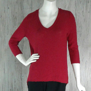 TWO by Vince Camuto XS Oversized Sweater Shirt